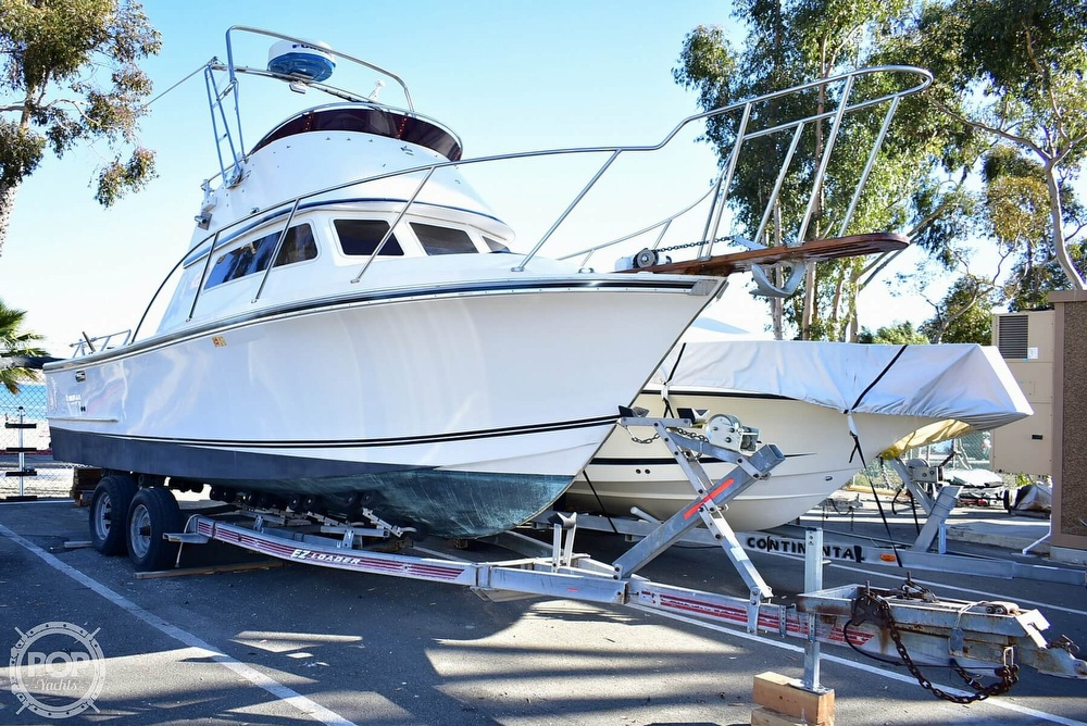 1985 Champion boat for sale, model of the boat is 26 Fish Hunter (Blackman) & Image # 34 of 40