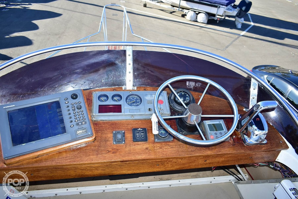 1985 Champion boat for sale, model of the boat is 26 Fish Hunter (Blackman) & Image # 40 of 40