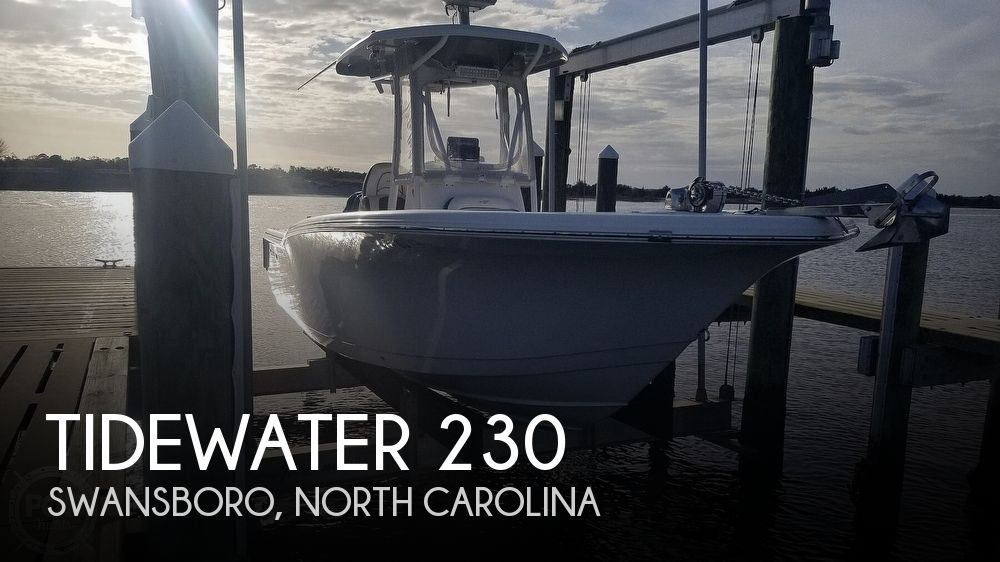 2015 Tidewater boat for sale, model of the boat is 230 CC Adventure & Image # 1 of 40