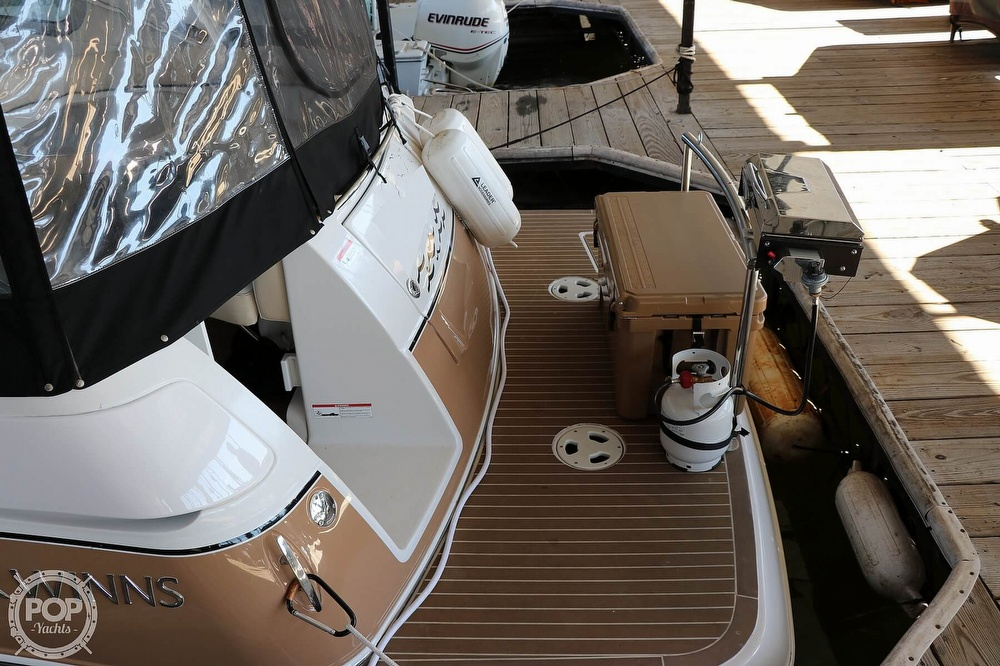 2008 Four Winns boat for sale, model of the boat is 288 Vista & Image # 13 of 40