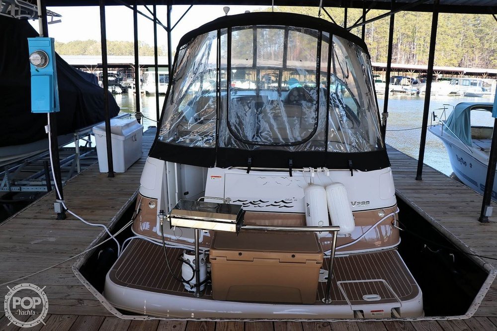 2008 Four Winns boat for sale, model of the boat is 288 Vista & Image # 14 of 40