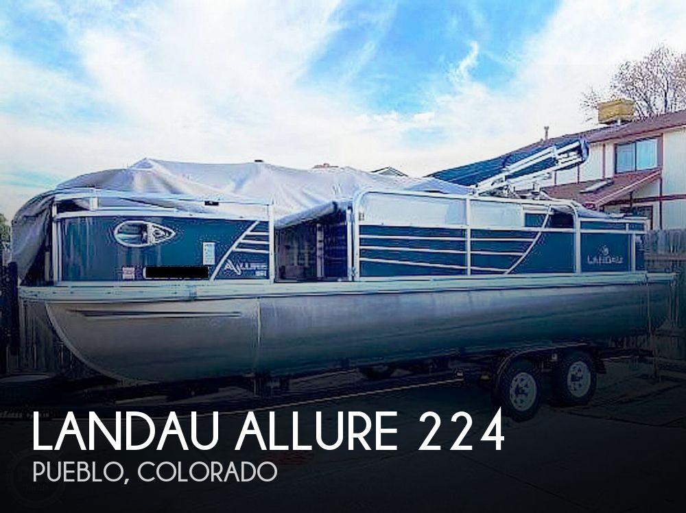 Used Landau Boats For Sale by owner   2012 Landau Allure 224