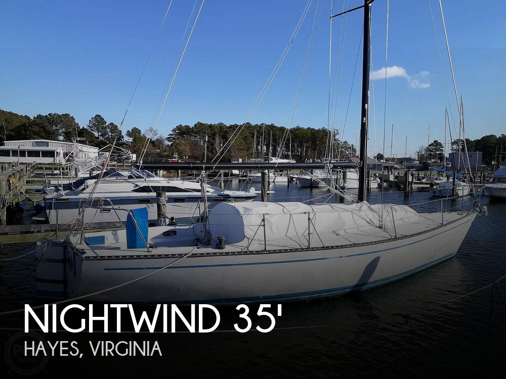 1982 Nightwind boat for sale, model of the boat is Pathfinder & Image # 1 of 40