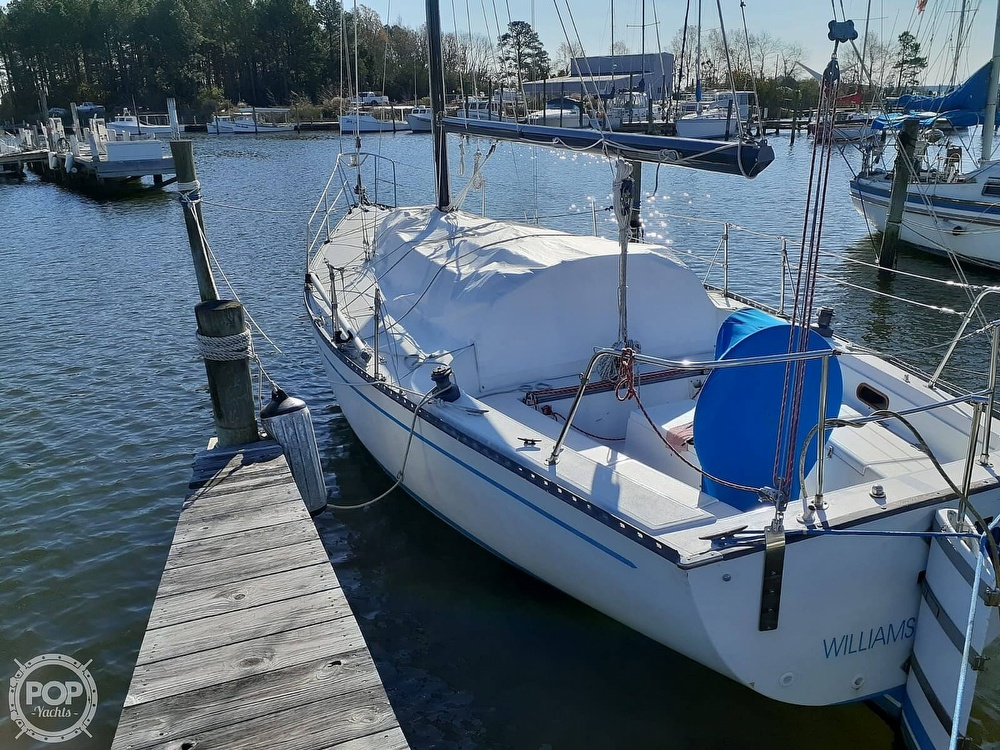 1982 Nightwind boat for sale, model of the boat is Pathfinder & Image # 3 of 40