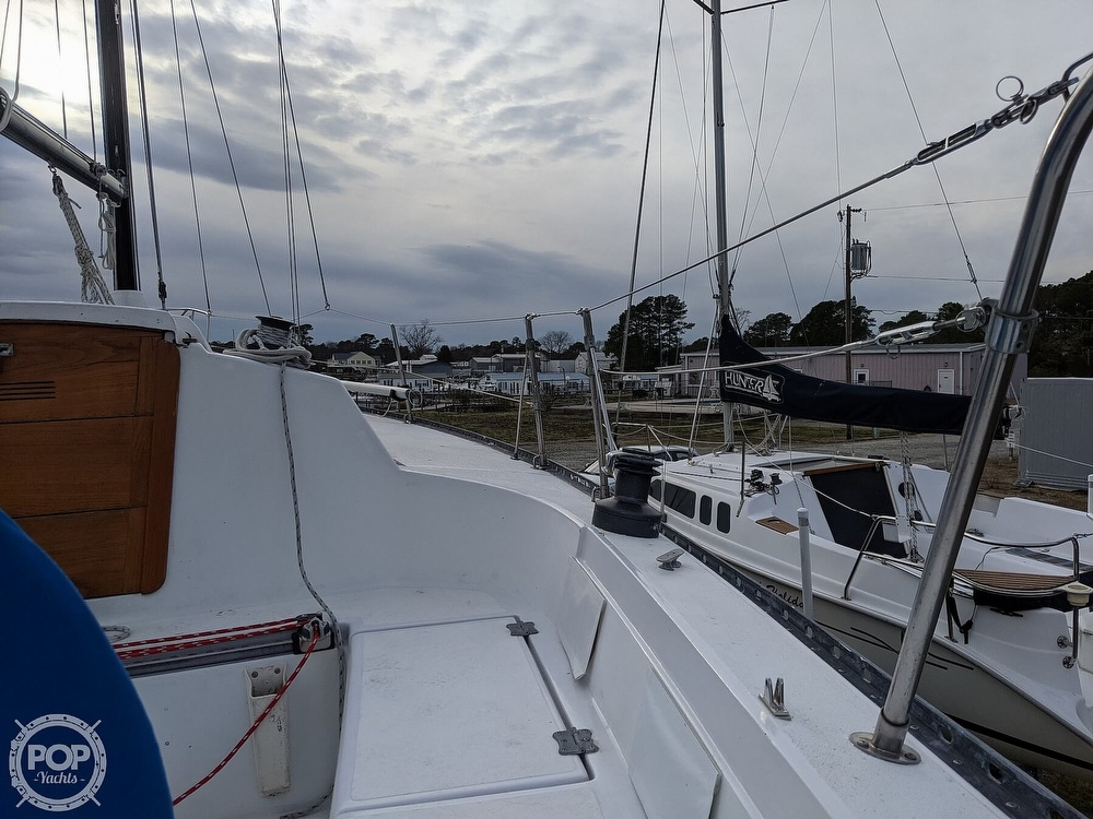 1982 Nightwind boat for sale, model of the boat is Pathfinder & Image # 12 of 40