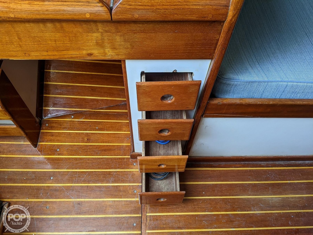 1982 Nightwind boat for sale, model of the boat is Pathfinder & Image # 22 of 40