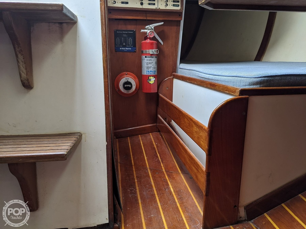 1982 Nightwind boat for sale, model of the boat is Pathfinder & Image # 23 of 40