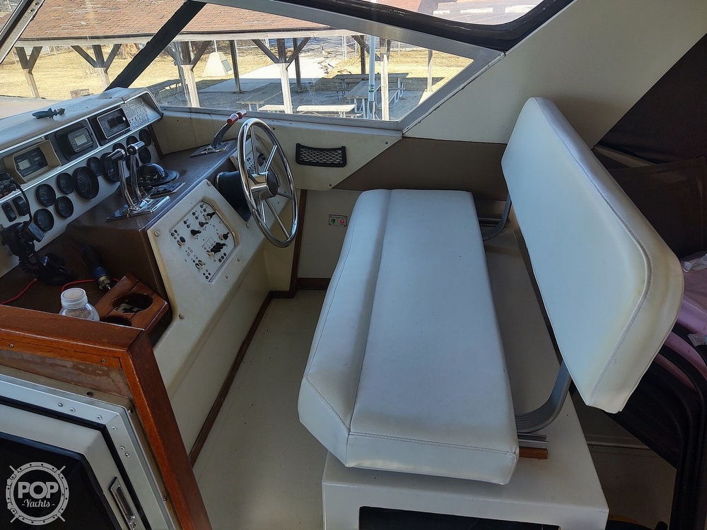 1983 Sea Ray boat for sale, model of the boat is SRV 360 Express & Image # 38 of 40