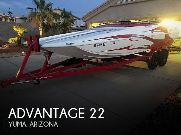 Used Advantage Boats For Sale by owner | 2003 22 foot Advantage Sport Cat