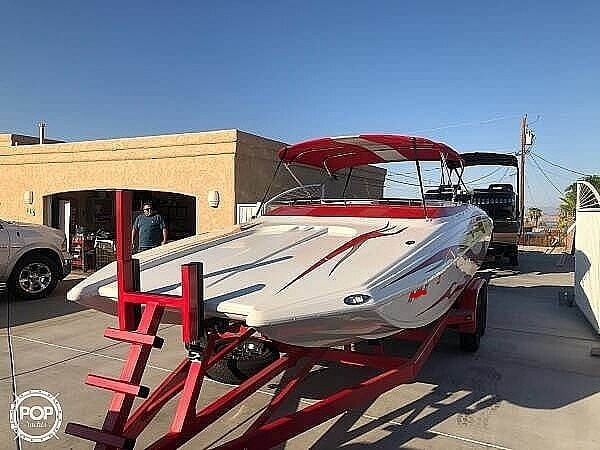 2003 Advantage boat for sale, model of the boat is 22 Sports Cat & Image # 2 of 10