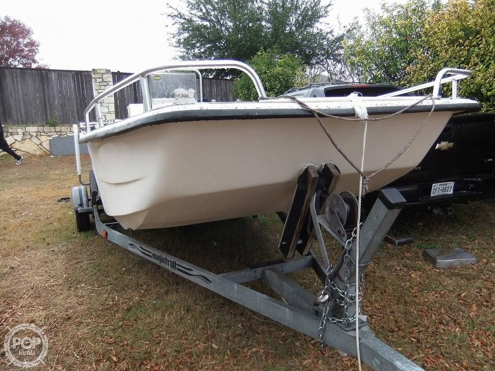 2002 Carolina Skiff boat for sale, model of the boat is 218 DLV & Image # 12 of 40