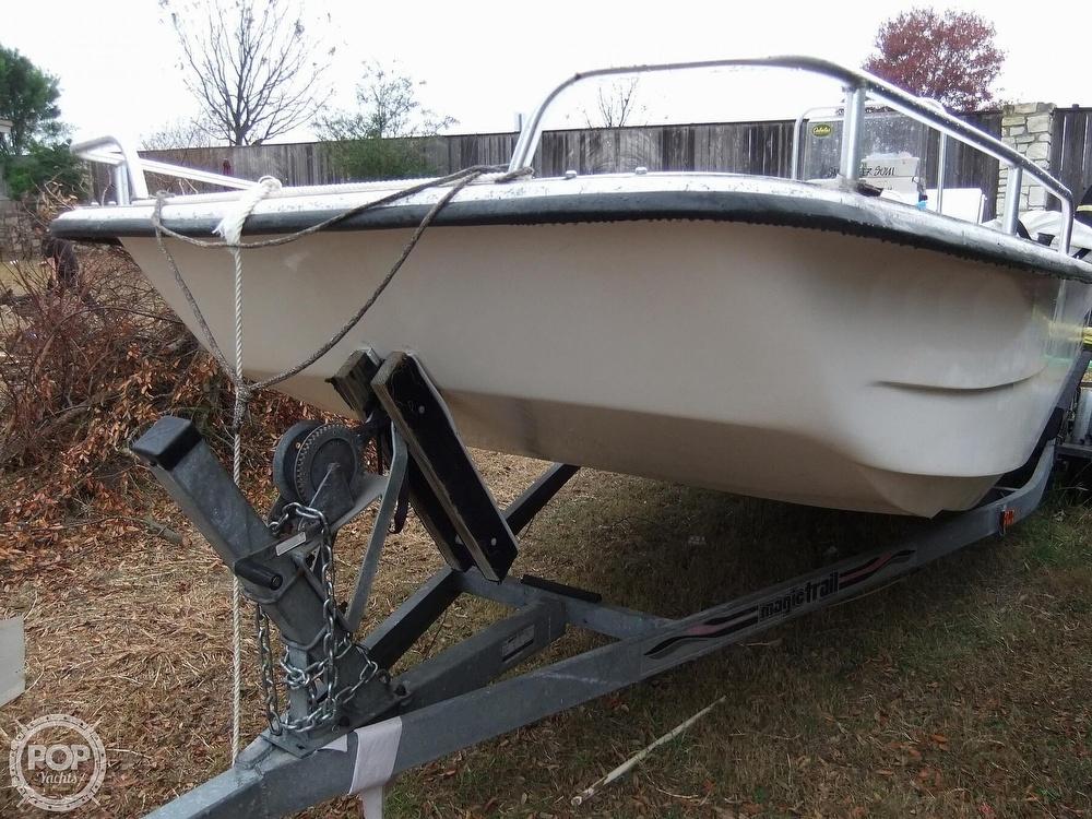2002 Carolina Skiff boat for sale, model of the boat is 218 DLV & Image # 13 of 40