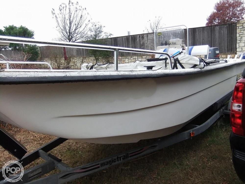 2002 Carolina Skiff boat for sale, model of the boat is 218 DLV & Image # 14 of 40