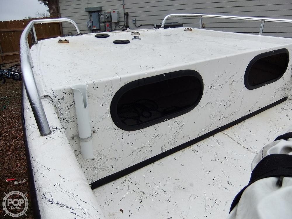 2002 Carolina Skiff boat for sale, model of the boat is 218 DLV & Image # 27 of 40