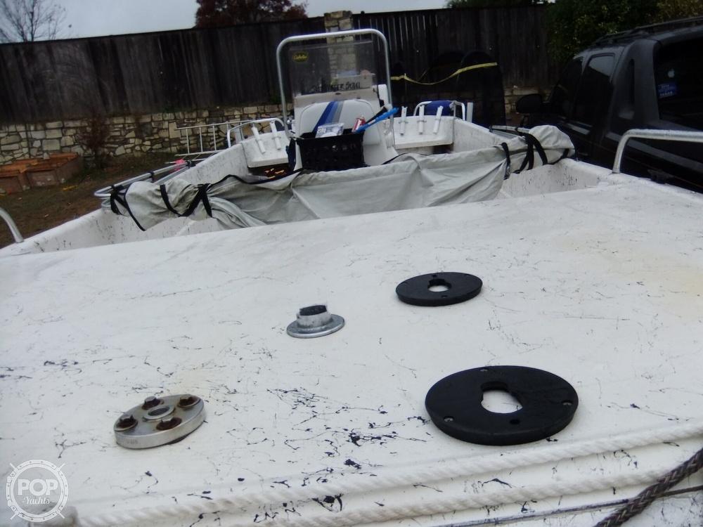 2002 Carolina Skiff boat for sale, model of the boat is 218 DLV & Image # 29 of 40