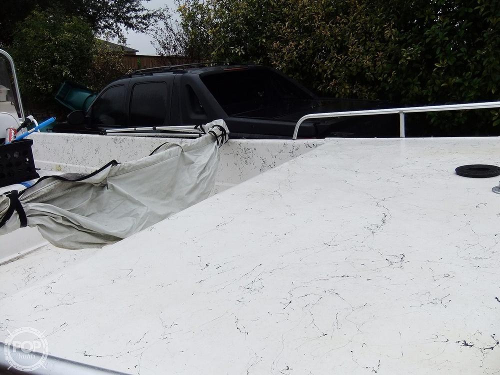 2002 Carolina Skiff boat for sale, model of the boat is 218 DLV & Image # 30 of 40