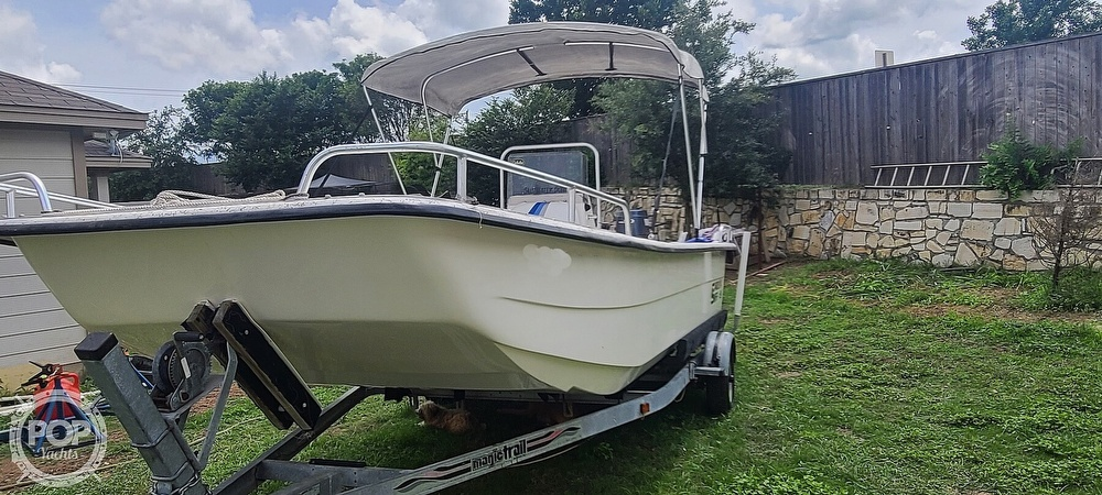 2002 Carolina Skiff boat for sale, model of the boat is 218 DLV & Image # 6 of 40