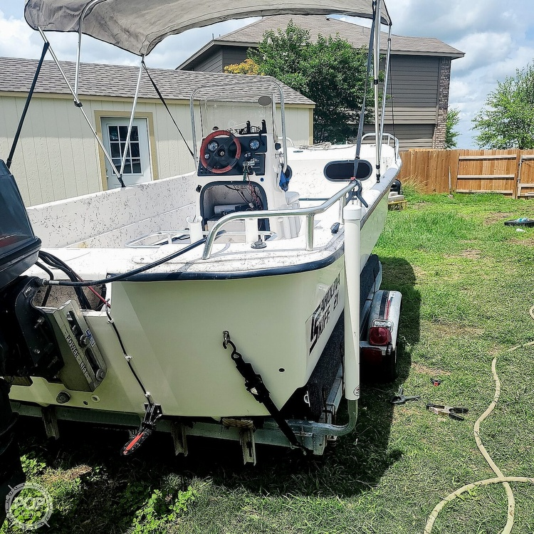 2002 Carolina Skiff boat for sale, model of the boat is 218 DLV & Image # 5 of 40
