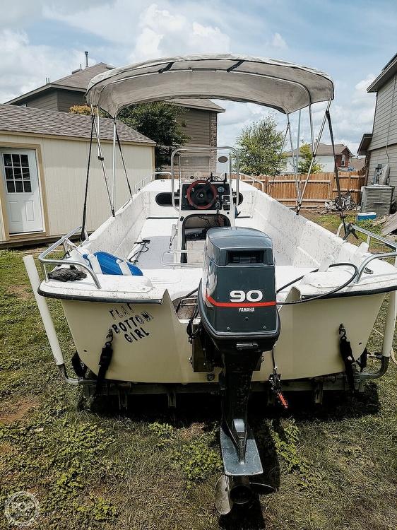2002 Carolina Skiff boat for sale, model of the boat is 218 DLV & Image # 3 of 40