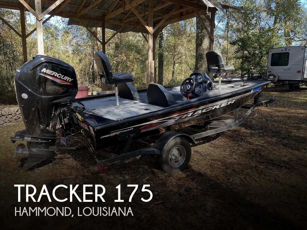 2019 Tracker Boats boat for sale, model of the boat is Pro Team 175 TXW & Image # 1 of 40