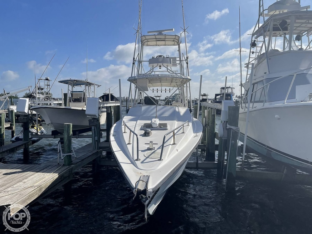 1987 Tempest boat for sale, model of the boat is 44 & Image # 2 of 40