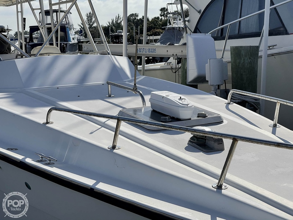 1987 Tempest boat for sale, model of the boat is 44 & Image # 7 of 40