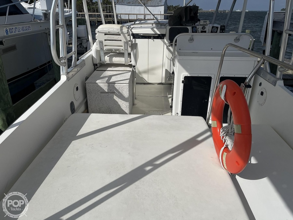 1987 Tempest boat for sale, model of the boat is 44 & Image # 28 of 40