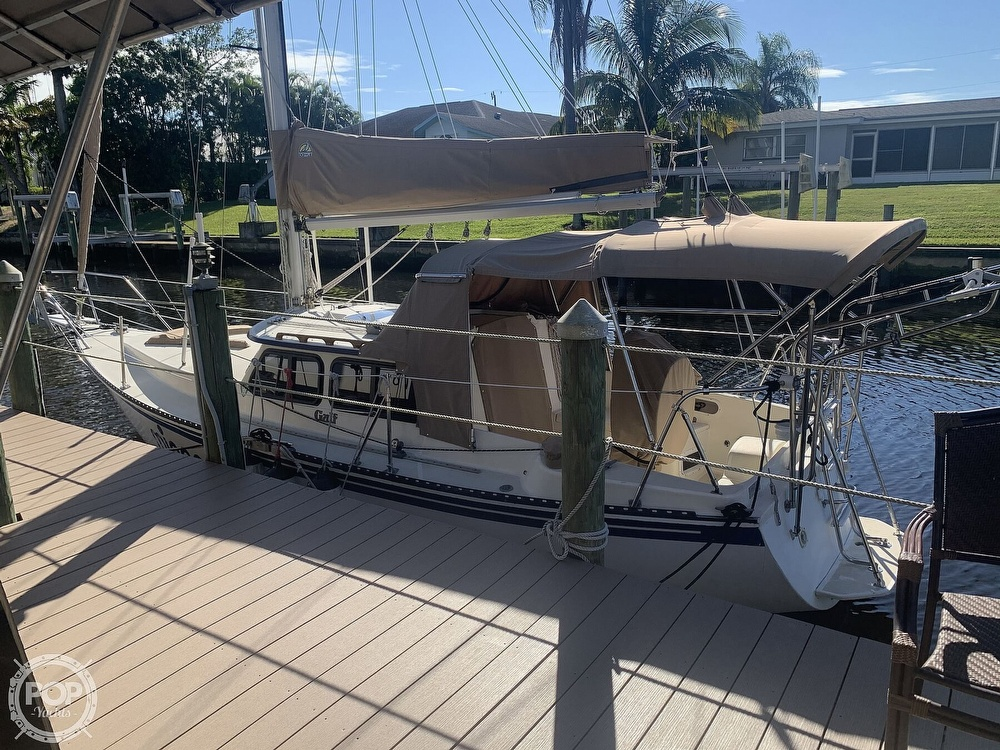 1989 Capital Yachts boat for sale, model of the boat is Gulf 29 Pilot & Image # 9 of 40