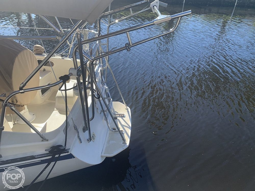 1989 Capital Yachts boat for sale, model of the boat is Gulf 29 Pilot & Image # 8 of 40