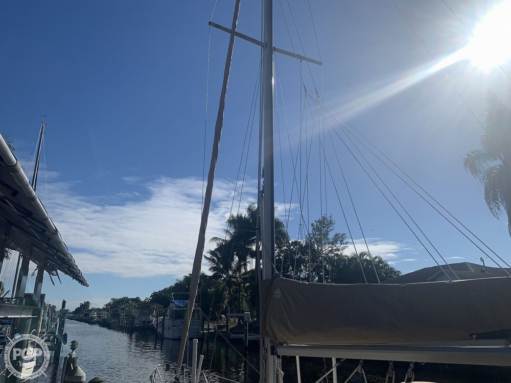 1989 Capital Yachts boat for sale, model of the boat is Gulf 29 Pilot & Image # 13 of 40