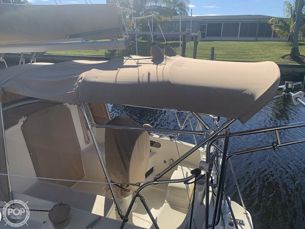 1989 Capital Yachts boat for sale, model of the boat is Gulf 29 Pilot & Image # 14 of 40