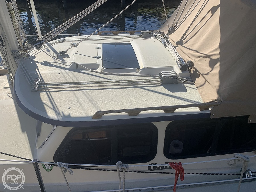 1989 Capital Yachts boat for sale, model of the boat is Gulf 29 Pilot & Image # 15 of 40