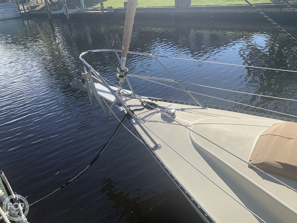 1989 Capital Yachts boat for sale, model of the boat is Gulf 29 Pilot & Image # 18 of 40