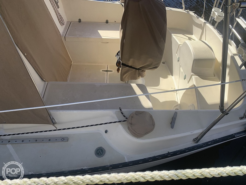 1989 Capital Yachts boat for sale, model of the boat is Gulf 29 Pilot & Image # 20 of 40