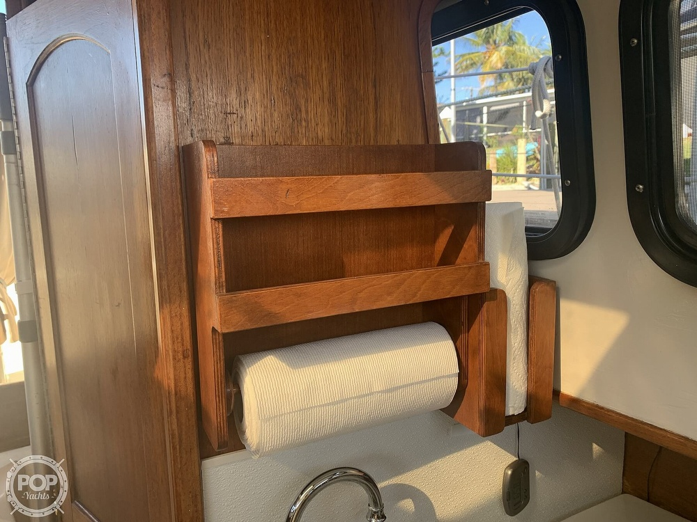 1989 Capital Yachts boat for sale, model of the boat is Gulf 29 Pilot & Image # 28 of 40