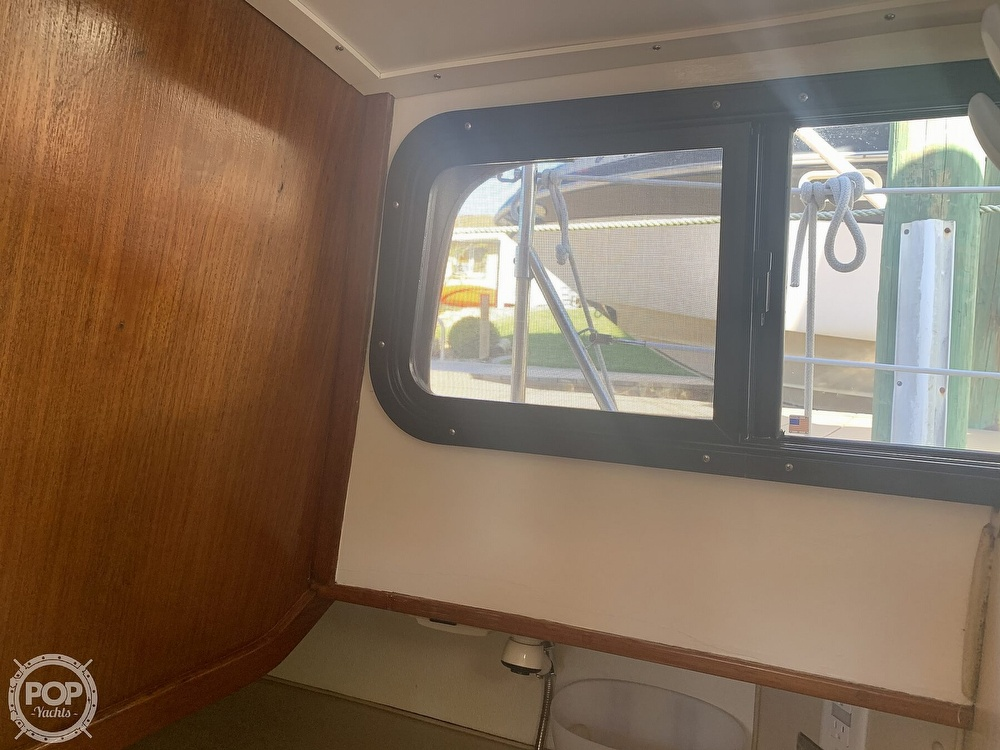 1989 Capital Yachts boat for sale, model of the boat is Gulf 29 Pilot & Image # 30 of 40