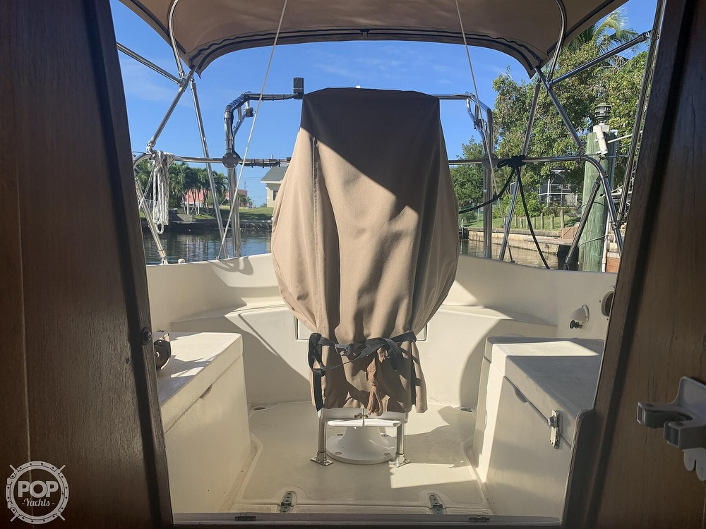 1989 Capital Yachts boat for sale, model of the boat is Gulf 29 Pilot & Image # 7 of 40