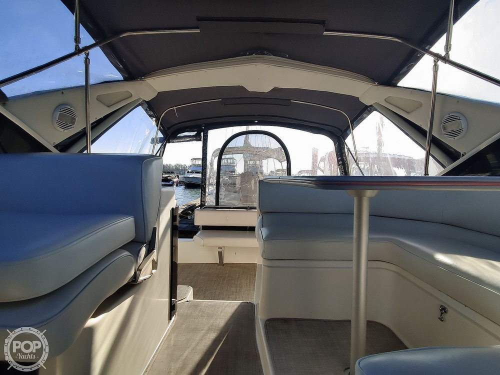 1990 Bayliner boat for sale, model of the boat is 3555 Avanti & Image # 31 of 40