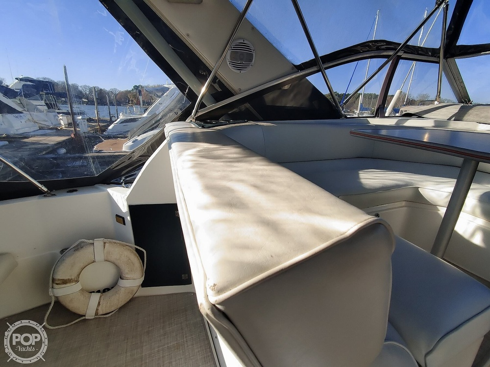 1990 Bayliner boat for sale, model of the boat is 3555 Avanti & Image # 40 of 40