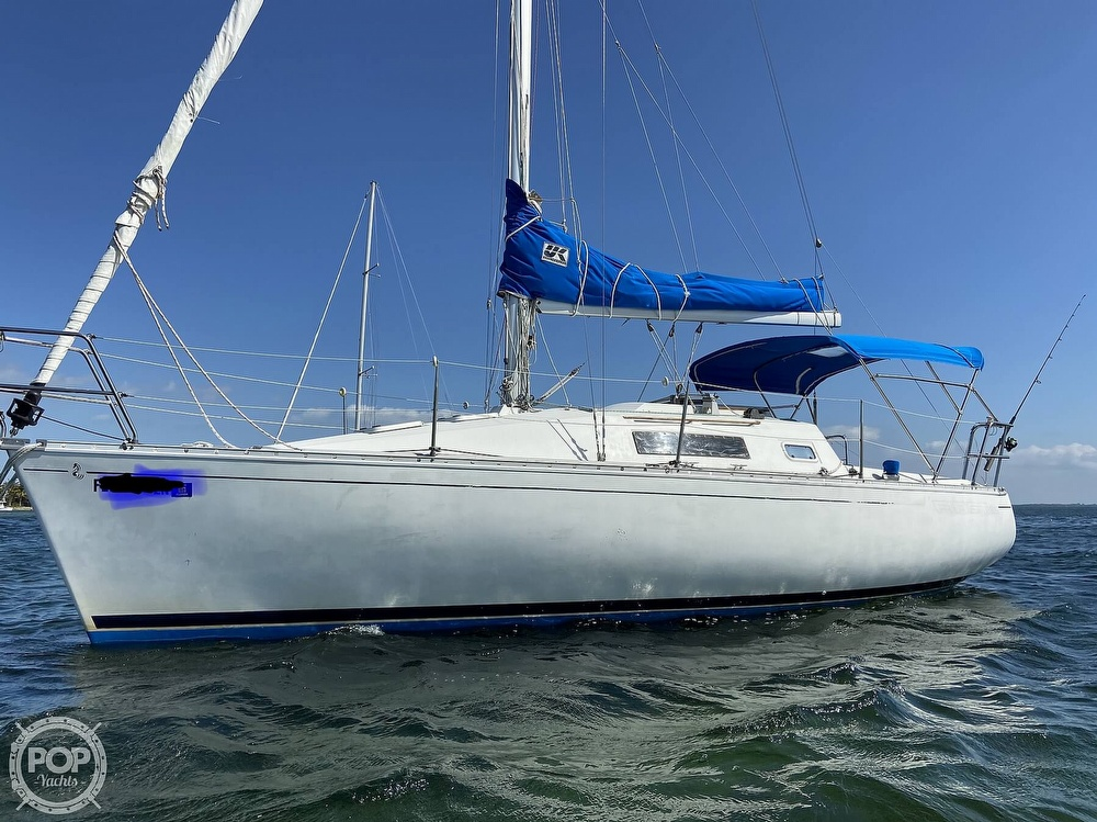 1988 Beneteau boat for sale, model of the boat is First 285 Wing Keel & Image # 4 of 40