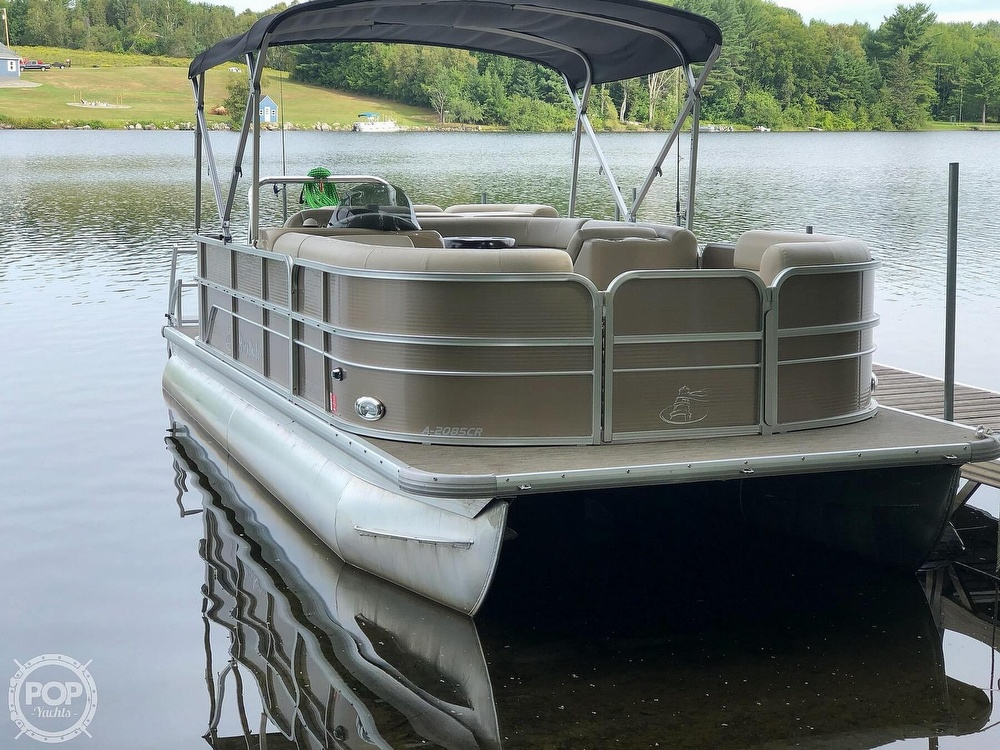 2017 Misty Harbor boat for sale, model of the boat is Adventure A-2085CR & Image # 6 of 8