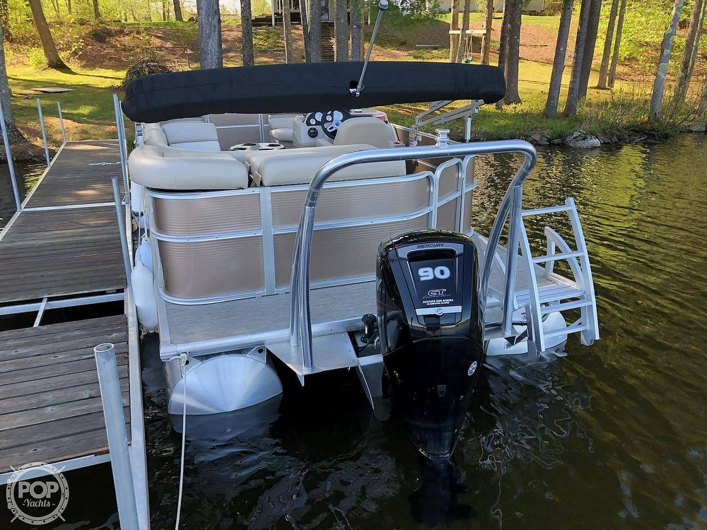 2017 Misty Harbor boat for sale, model of the boat is Adventure A-2085CR & Image # 3 of 8