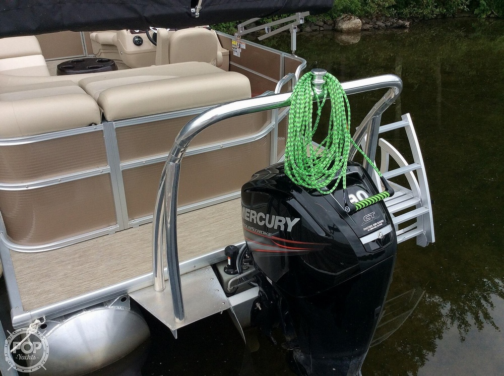 2017 Misty Harbor boat for sale, model of the boat is Adventure A-2085CR & Image # 4 of 8
