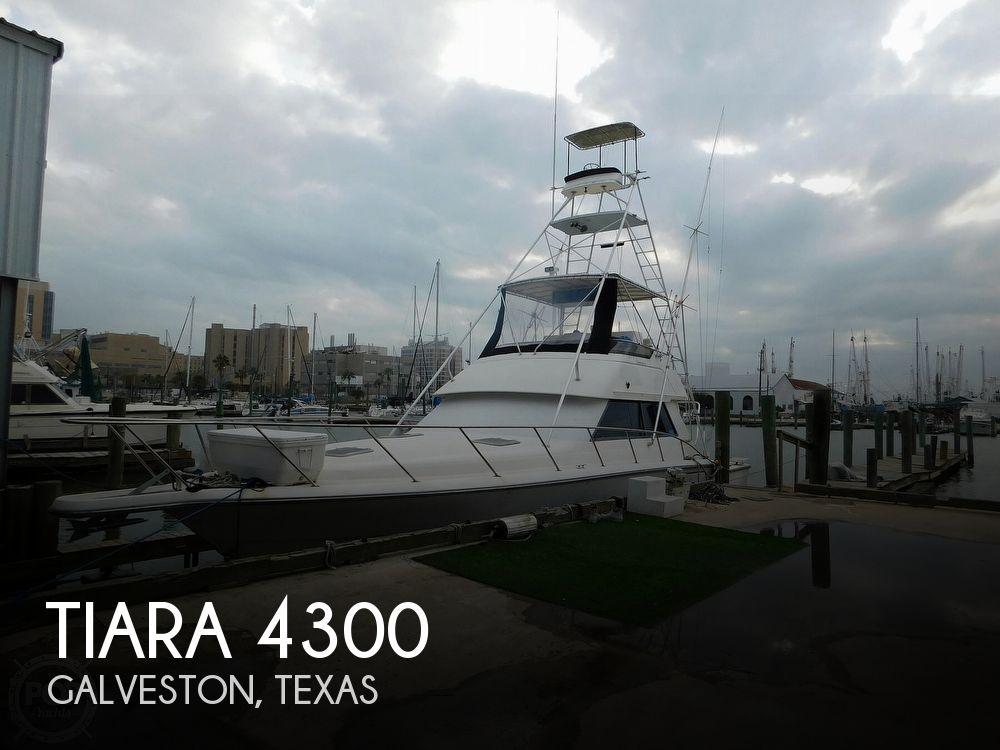 1990 Tiara 4300