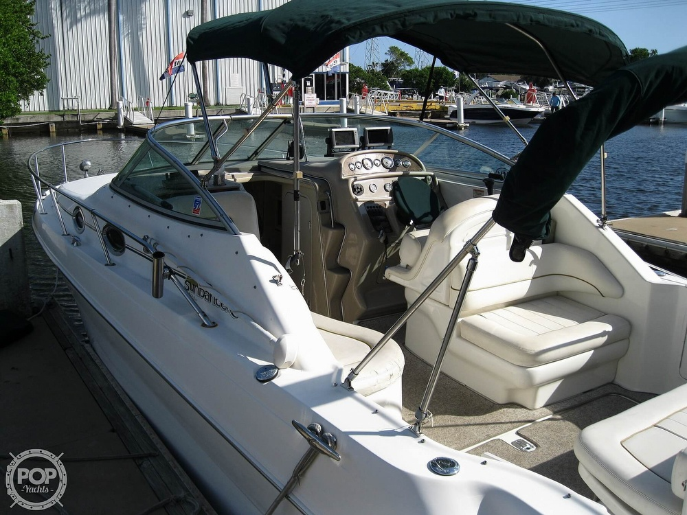 2001 Sea Ray boat for sale, model of the boat is 270 Sundancer & Image # 2 of 40