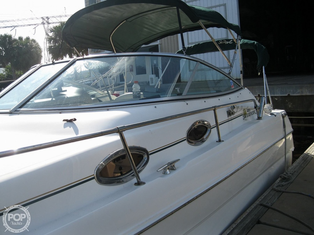 2001 Sea Ray boat for sale, model of the boat is 270 Sundancer & Image # 3 of 40