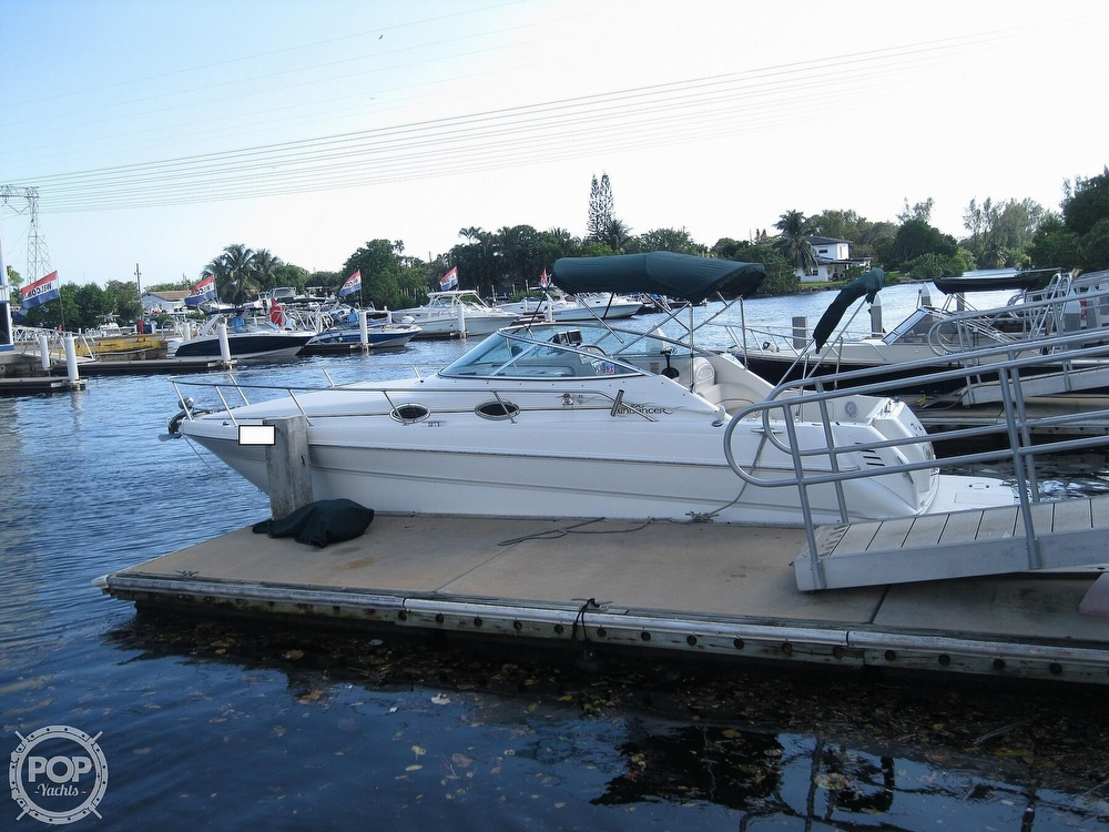 2001 Sea Ray boat for sale, model of the boat is 270 Sundancer & Image # 17 of 40