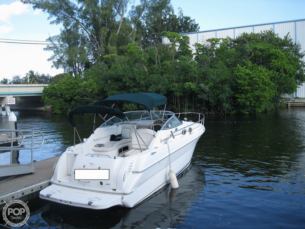 2001 Sea Ray boat for sale, model of the boat is 270 Sundancer & Image # 11 of 40