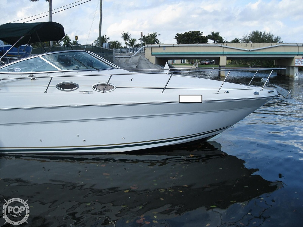 2001 Sea Ray boat for sale, model of the boat is 270 Sundancer & Image # 12 of 40