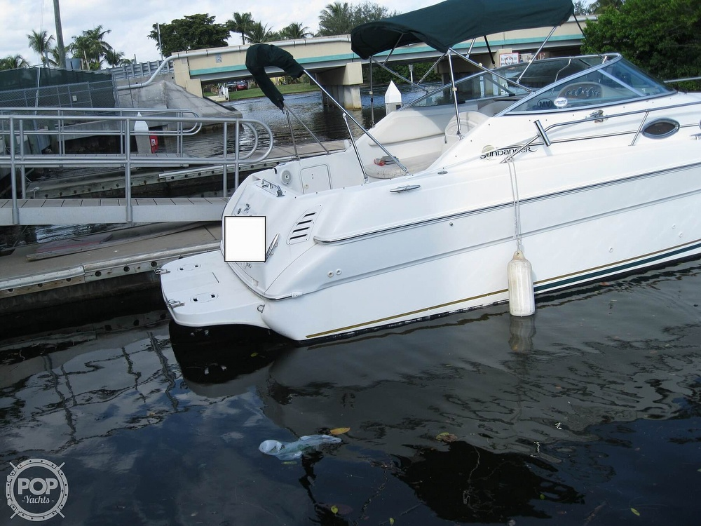 2001 Sea Ray boat for sale, model of the boat is 270 Sundancer & Image # 15 of 40